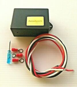 AccuSpark Rev Limiter for Classic Ignition Systems - 4, 6 & 8 Cylinder Engines