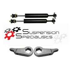 "1998+ Ford Ranger 3"" Front LEVELING LIFT KIT w/Shocks 4wd 2wd"