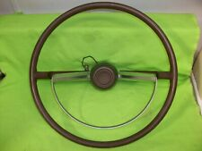 Mopar 67 68 Two Spoke Steering Wheel Nice! Chrysler Dodge Plymouth