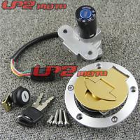 Ignition Switch Fuel Gas Tank Cap Lock Key Set For Ducati 1098 2008-2013