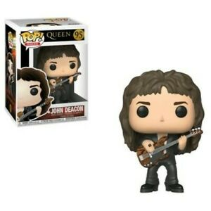 Queen - John Deacon Pop! Vinyl-FUN33728