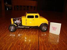 Franklin Mint 1:24 American Graffiti 1932 Ford Deuce Coupe W/Original Tag