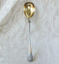 Cucchiaio salsa Gammal Fransk C .Carlstrom 1890 Antique silver plate Sauce spoon