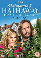 SHAKESPEARE and HATHAWAY S2 DVD[Region 2]