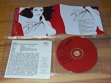 DANIA - LISTEN TO MY HEART / 2 TRACK MAXI-CD 2003 MINT- & PROMO-INFO