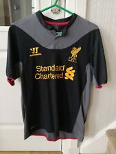 Liverpool Away Shirt Size M Warrior 2012-2013