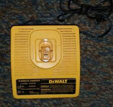 Dewalt Dw9115 72v 18v 15 Minute Nicad Charger Preowned
