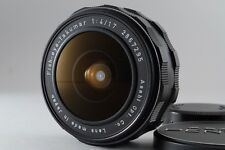 【B- Good】 PENTAX Fish-eye-Takumar 17mm f/4 MF Lens for M42 From JAPAN #2613