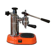 La Pavon Europiccola EAR Handhebel Espressomaschine in Orange
