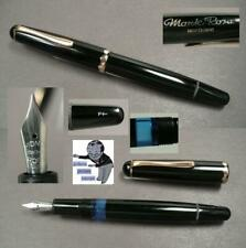 Montblanc Monte Rosa fountain pen from 1952 black  #