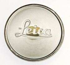 Leica 36mm Chrome front cap for Red-Scale Elmar  #7