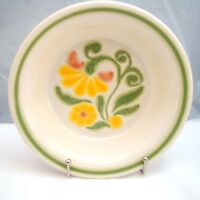 "Franciscan Earthenware MAYPOLE (USA) Cereal Bowl(s) 7"" x 1 1/2"""