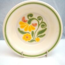 """Franciscan Earthenware MAYPOLE (USA) Cereal Bowl(s) 7"""" x 1 1/2"""""""