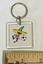 WORLD CUP MEXICO 1986 Keychain Pique Mascot MEXICO 86 COPA DEL MUNDO