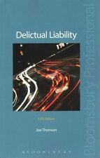 Delictual Liability: Fifth Edition-ExLibrary
