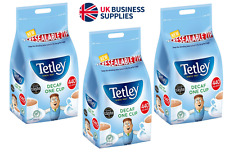 More details for tetley tea decaf 440's teabags re-sealable bags one cup {1-12 bags from £10.83}.