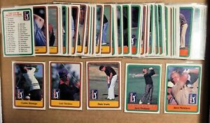 1981 Donruss PGA Tour Golf Set 1-66 Jack Nicklaus RC Clean Tom Watson Quantity