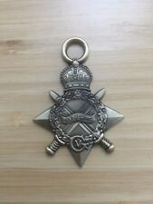 AUSTRALIAN REPLICA STAR MEDAL / WW1 1914-1915 / GALLIPOLI / ANZAC / ARMY / NAVY