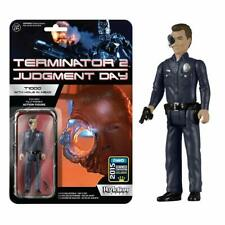 Funko ReAction Figures Terminator 2 5426 T1000 With Hole in Head SDCC 2015