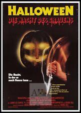 Halloween 8  Horror Movie Posters Classic & Vintage Cinema