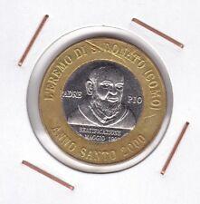 Italia : 1 Euro de Prueba de Como ( San Donato )
