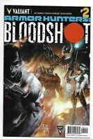 Valiant Comics, Bloodshot, Issue 2, Direct Sales, 2018, 9.6, Near Mint Condition