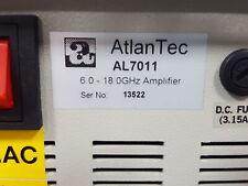 More details for atlantec al-7011 al7011 6.0-18.0ghz amplifier lab