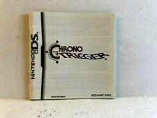 Chrono Trigger DS Nintendo MANUAL ONLY Authentic