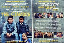 THE CIAMBRA FILM POSTCARDS X 2 - MARTIN SCORSESE - PIO AMATO ITALIAN CINEMA