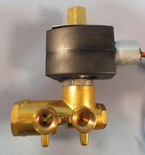ASCO Red Hat II Solenoid Valve EF8345G1 10-100 PSI Air, Gas, Water, Lt Oil NIB