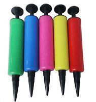 Plastic Manual Balloon Pump Inflator for Party Decor Air Pillow Random Color  LD