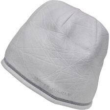 Under Armour hat,Mens ColdGear Infrared Embossed Beanie Steel Grey