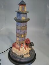 Lighthouse -12 inches tall with Light