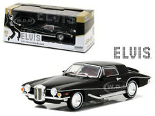1971 STUTZ BLACKHAWK ELVIS PRESLEY (1935-1977) 1/43 DIECAST CAR GREENLIGHT 86503