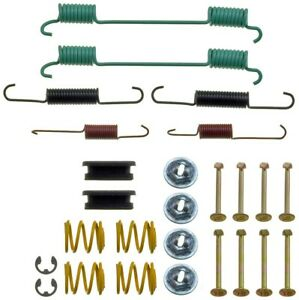 Drum Brake Hardware Kit Rear Dorman HW7263