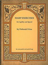 Harp Exercises for Agility and Speed Harp NEW 000660102