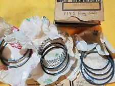 RENAULT r10 PISTON RING SET 1192cc and others