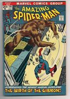Amazing Spider-Man 110 - VF+ Off-White Pages - Unread Warehouse Copy
