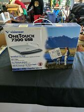 Visioneer One Touch 7300 Flatbed USB Scanner