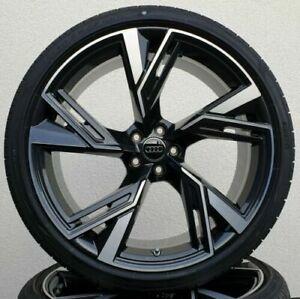4 jantes neuves 18' look RS6 Audi pour A3 A4 A5 A6 A7 A8 TT Q5 Q2 Q3 Q7