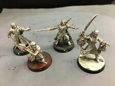 4 metal lotr Aragorn Arwen Gimli boromir