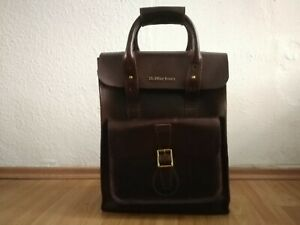 Dr. Martens Backpack Kiev Brando Red Leather
