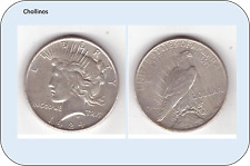 UN DOLAR DE PLATA AÑO 1924     ESTADOS UNIDOS   ( MB11099 )