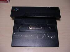 IBM Series A30 R40 R50 T30 T40 X30 Laptop Docking station P/N 40Y8142