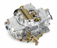 HOLLEY 600 CFM VAC SEC DUAL INLET CARBURETTOR SQUARE B ELECTRIC CHOKE 0-80458SA