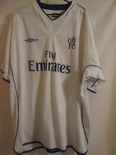 Chelsea 2001-2003 Away Football Shirt Size XL /14779