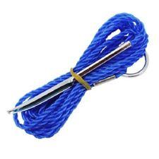 Eagle Claw Poly Stringer Fishing 6' Polyethylene Blue 04300-001