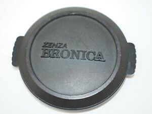 Bronica ETR 62mm Snap On Front Lens Cap