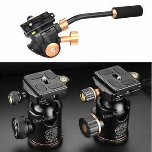 Pro Ball Pan Tilt Head For Camera Tripod Monopod DSLR Camcorder Manfrotto Benro