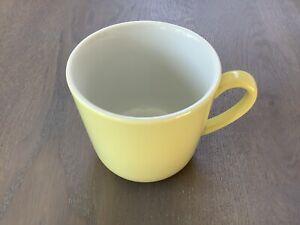 Dibbern Solid Color, Kaffeebecher, 320 ml, Vanille/ Gelb